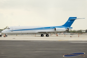 Mc Donnell Douglas MD-87